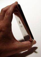 Você pode usar um scanner de código de barras com um ipod touch?