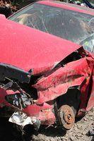Reivindicações de seguro de carro que aumentam os prémios