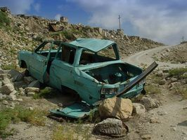 Leis de seguro de carro para a substituição de um automóvel totalizaram