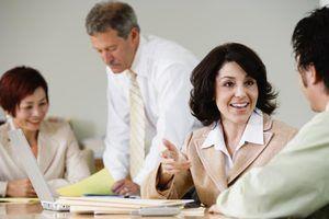 Objetivos de carreira para os consultores de gestão