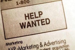 Carreiras em comunicações de marketing