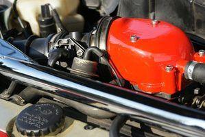 Carreiras na construção de motores de desempenho
