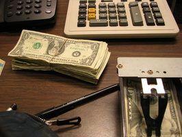 Segregação em dinheiro de direitos