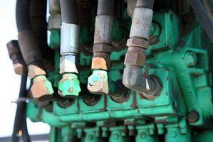 Cat 3176 especificações de motor diesel
