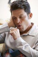 Causas de tosse depois de comer ou beber