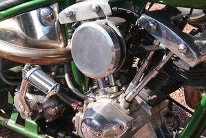 Causas de hd ruído do motor twin cam