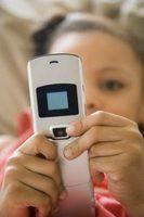 Regras de telefone celular para crianças