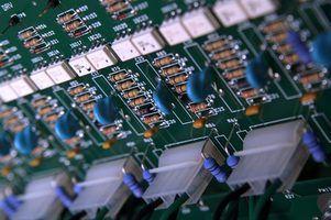 Características de um detector de diodo