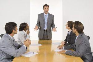 Características de um orador público ineficaz