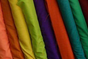 Características de tecido de rayon