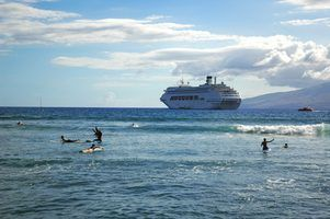 Cancun é uma paragem de cruzeiro popular.