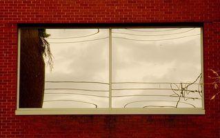 Alternativas janela de vidro baratos