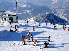 Estações de esqui perto de colorado springs, colorado