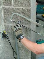 Lista de verificação para uma casa inspecção eléctrica