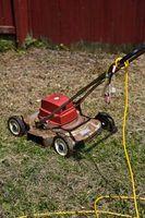 Lista de verificação para manutenção cortador de grama