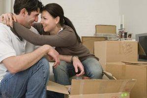 Lista de verificação para se mudar para uma nova casa
