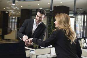 Procedimentos de verificação geral em gestão de front office