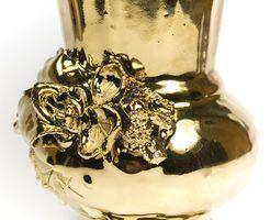 Produtos químicos utilizados no revestimento de ouro