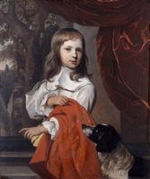 Roupas infantis em 1600