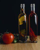 Substituições óleo de pimenta