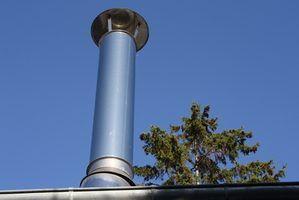 Regulamentos de instalação de chaminé