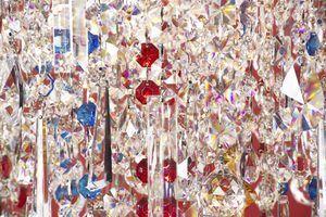Ideias candelabro de decoração do natal
