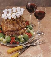 Jantar de natal para 10: ideias buffet