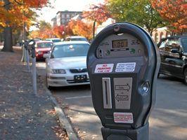 Cidade de regras e regulamentos de estacionamento seattle rua