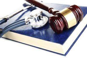 As alegações relativas a cuidados de saúde de negligência profissional