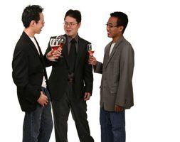 Idéias para grupos de redes de negócios