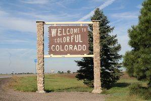 Colorado regras da casa a meio caminho
