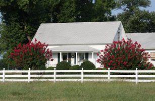 Adições comuns a casas de fazenda