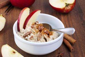 Cereais de pequeno-almoço comuns de grãos inteiros