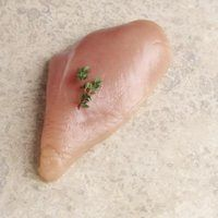 Seja criativo com seus peitos de frango.