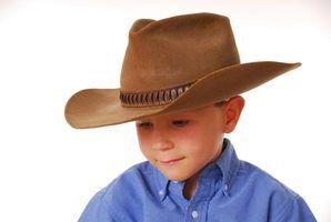 Cowboy & artesanato ideias pré vaqueira