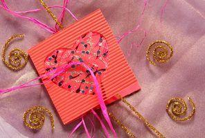 Caixas valentine criativas para crianças