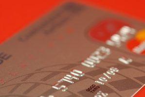 Leis saldo de liquidação de cartão de crédito