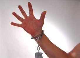 Procedimentos de detenção penal