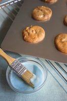 Escoteiro azul & do ouro ideias de alimentos