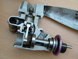 Cabeça do cilindro portar ferramentas