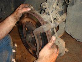 Perigos de rotores traseiros deformados