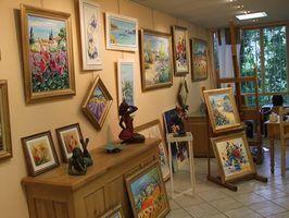 Galeria de arte bolsas