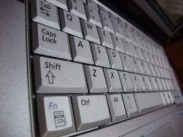Funções do teclado dell