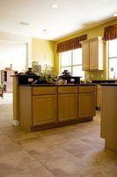 Idéias de design para as bancadas ilha de cozinha