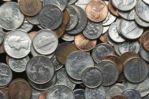 Propriedades desejadas de níquel e cobre em moedas