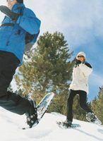 Diferença entre uma jaqueta de esqui e uma jaqueta