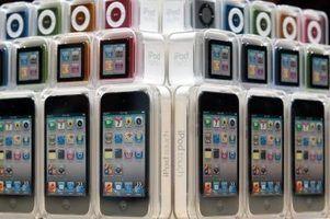 Diferença entre ipod nano e toque
