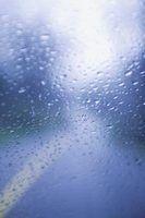 Diferença entre portas de tempestade ventilados e não ventilados