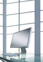 As diferenças entre crt e monitores tft