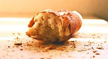 Diferenças entre o pão francês e italiano